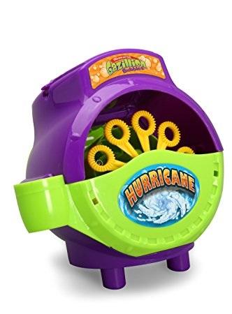 bubble blowing machine